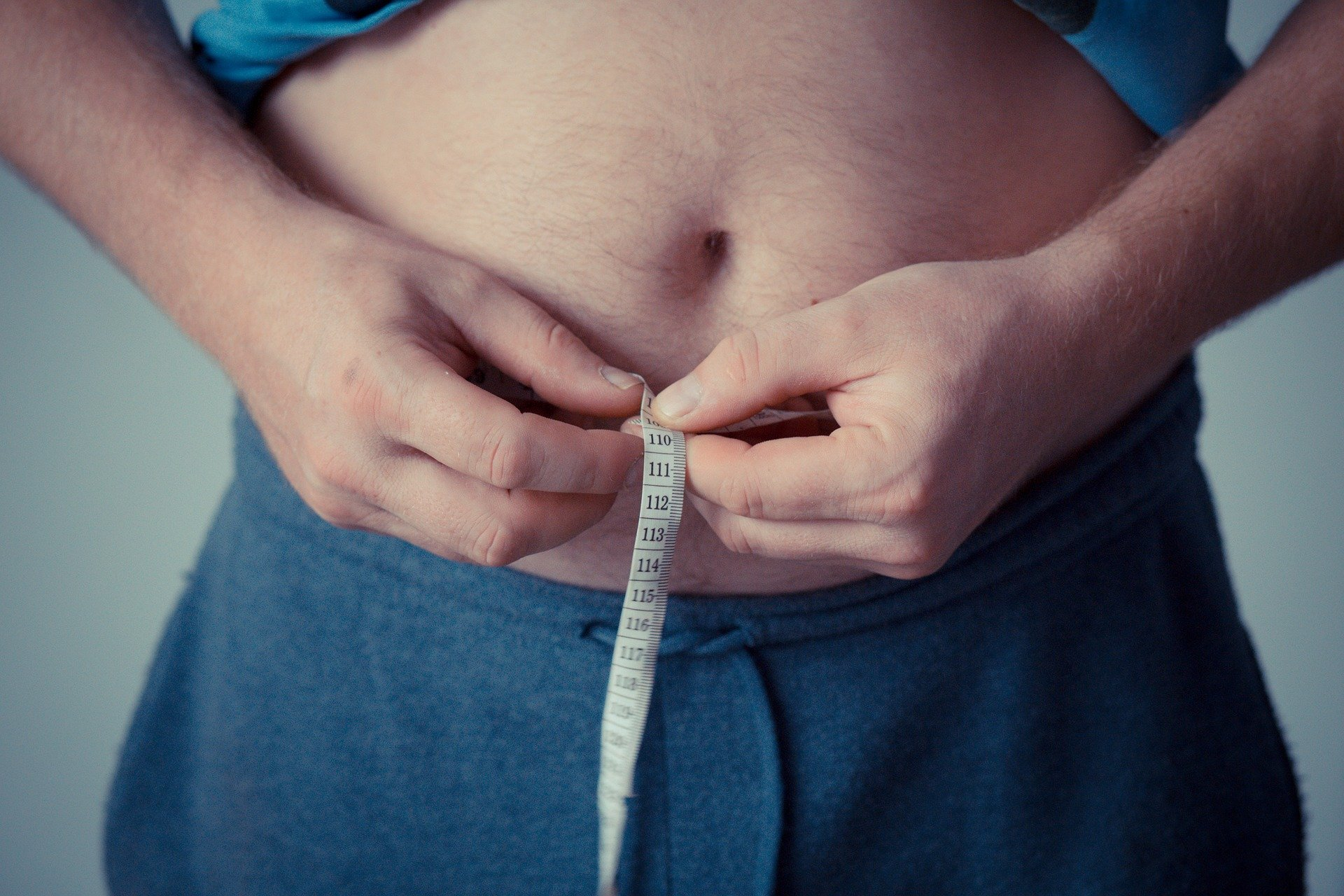 Obesity - A man with a tummy?