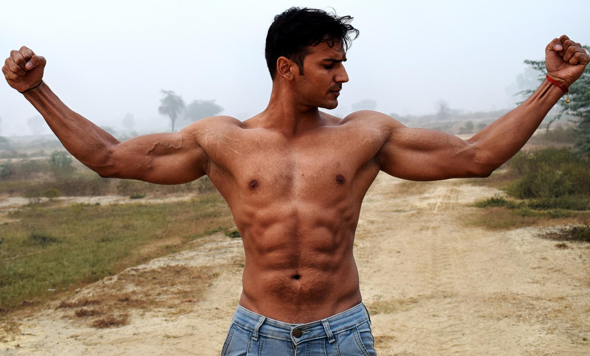 Bodybuilder diet: