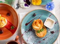Breakfast Cheesecakes Plate  - Daria-Yakovleva / Pixabay