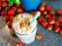 Milkshake Strawberry Cream Dessert  - PhotosbyLeif / Pixabay