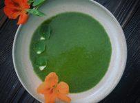 Soup Nasturtium Flower Leaves  - Gorsche / Pixabay
